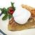 vla · plakje · geïsoleerd · banketbakkerij · glazuursuiker · voedsel - stockfoto © lisafx