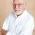 Portrait of Intelligent Senior Man stock photo © lisafx