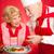 ancianos · italiano · mujer · mayor · caucásico · negro - foto stock © lisafx