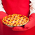 lattice top homemade cherry pie stock photo © lisafx