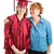 high school graduate and proud mom vertical stock photo © lisafx