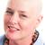 mellrák · túlélő · gyönyörű · fejpánt · hónapok · egészség - stock fotó © lisafx