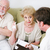 couples counseling   seniors stock photo © lisafx