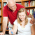leraar · helpen · schoolkinderen · huiswerk · klas · school - stockfoto © lisafx