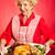 dankzegging · diner · oma · zoete · grootmoeder - stockfoto © lisafx