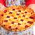 cherry pie closeup stock photo © lisafx
