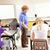 férfi · tanár · algebra · osztály · sokoldalú · középiskola - stock fotó © lisafx