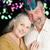 starszy · para · nowego · rok · fajerwerków · piękna · para - zdjęcia stock © lisafx