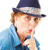 nő · néz · középkorú · ujj · rosszallás · izolált - stock fotó © lisafx