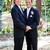 casamento · gay · homossexual · casal · casado · ministro - foto stock © lisafx