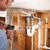 accueillant · construction · plombier · salle · de · bain · luminaires - photo stock © lisafx