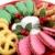 Navidad · cookies · primer · plano · vista · placa · delicioso - foto stock © lisafx