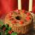 christmas fruitcake still life stock photo © lisafx