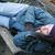 evsiz · örnek · adam · kentsel · yoksul · üzüntü - stok fotoğraf © lisafx