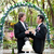 happy gay couple gets married stock photo © lisafx