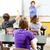 испытание · алгебра · класс · Math · учитель · школу - Сток-фото © lisafx