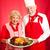 holiday dinner teamwork stock photo © lisafx