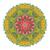 向量 · 民族 · 圓 · 抽象 · 裝飾的 · 手工繪製 - 商業照片 © lissantee