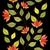 ベクトル · シームレス · フローラル · パターン · 手描き · テクスチャ - ストックフォト © lissantee
