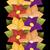 vektör · model · renkli · çiçekler - stok fotoğraf © lissantee