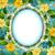 flores · ervas · vetor · estilizado · coroa · dia · dos · namorados - foto stock © lissantee
