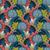 kolorowy · roślin · wzór · tkaniny · tekstury · strony - zdjęcia stock © lissantee