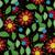 vetor · sem · costura · floral · padrão · textura - foto stock © lissantee