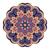 vektor · gyönyörű · színes · mandala · dizájn · elem · kisebbségi - stock fotó © lissantee