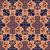 senza · soluzione · di · continuità · damasco · wallpaper · pattern · vettore · floreale - foto d'archivio © lissantee
