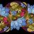 lentebloemen · kruiden · vector · ingesteld · voorjaar · weide - stockfoto © lissantee