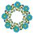 soyut · çiçek · vektör · kapak · şablon · kâğıt · bahar - stok fotoğraf © lissantee