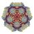 vektor · gyönyörű · színes · körvonal · csillag · dizájn · elem - stock fotó © lissantee