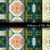 vector · colección · sin · costura · vintage · patrones · dibujado · a · mano - foto stock © lissantee