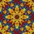 colorido · vector · resumen · mandala · geométrico · ilustración - foto stock © lissantee