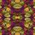 vektor · végtelenített · absztrakt · törzsi · minta · kézzel · rajzolt - stock fotó © lissantee