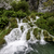 cascada · madera · naturaleza · mundo · verde · viaje - foto stock © LIstvan