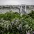 pont · vue · Budapest · Hongrie · fleurs · eau - photo stock © LIstvan