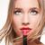 jeunes · blond · beauté · femme · femme · blonde - photo stock © lithian