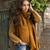barna · hajú · szépség · ősz · ruházat · kint · portré - stock fotó © lithian
