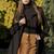 ősz · divat · szépség · portré · fiatal · barna · hajú - stock fotó © lithian