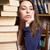 исчерпанный · молодые · брюнетка · портрет · женщину · Sexy - Сток-фото © lithian