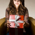 bella · bruna · scatola · regalo · ritratto · giovani - foto d'archivio © lithian