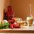 cocina · naturaleza · muerta · preparación · cocina · brillante · madera - foto stock © lithian