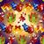 Новый · год · шаблон · рождественская · елка · игрушками · текстуры · аннотация - Сток-фото © littlecuckoo