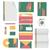 corporativo · identidade · artigos · de · papelaria · modelo · projeto · documentação - foto stock © littlecuckoo