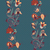 flowers and birds seamless texture pattern stock photo © littlecuckoo