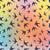 シームレス · テクスチャ · シルエット · 鳥 · モザイク · 効果 - ストックフォト © littlecuckoo