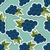 grape pattern seamless texture with ripe grape stock photo © littlecuckoo