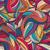 naadloos · golf · patroon · golven · gebruikt · behang - stockfoto © LittleCuckoo