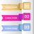 design number banners template graphic or website layout stock photo © littlecuckoo